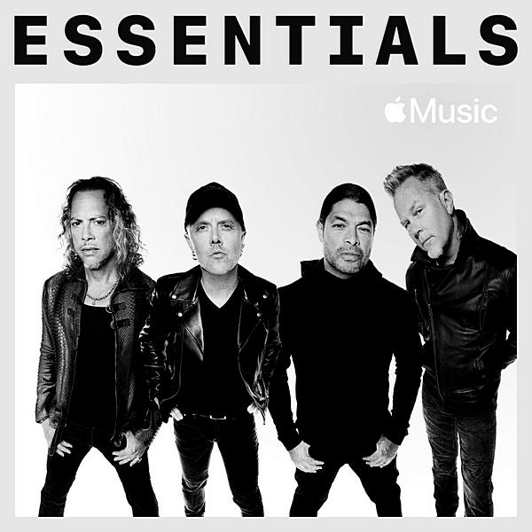 Metallica - Essentials (2020) FLAC в формате  скачать торрент