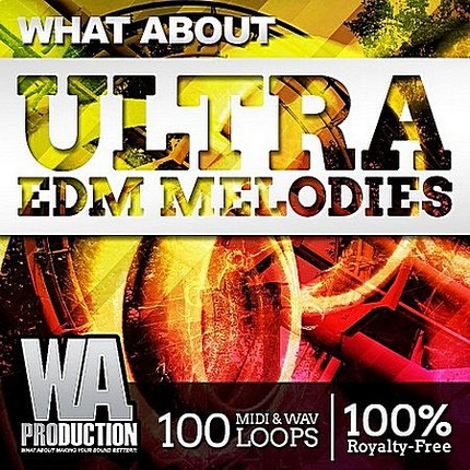 VA - About Ultra EDM Melodies (2016) MP3