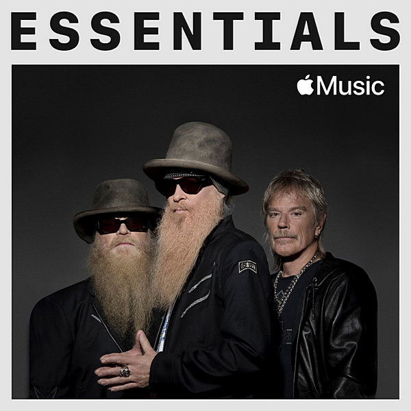 ZZ Top - Essentials (2020) FLAC