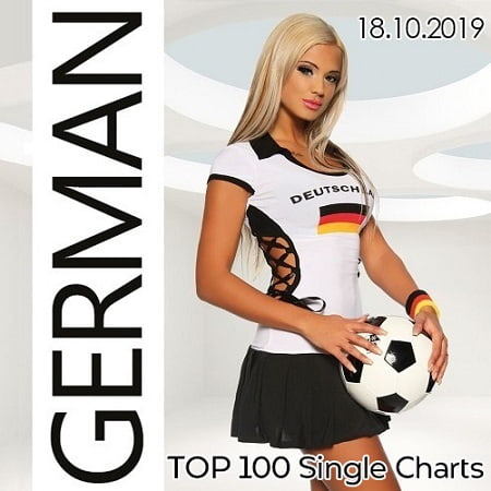VA - German Top 100 Single Charts [18.10] (2019) MP3 скачать торрентом