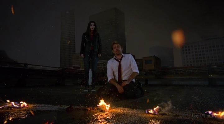 Константин / Constantine [Сезон 1. 1-13 из 13] (2014) WEB-DLRip | Кравец