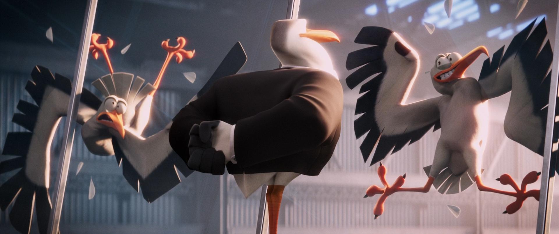 Аисты / Storks (2016) BDRip 1080p | Лицензия