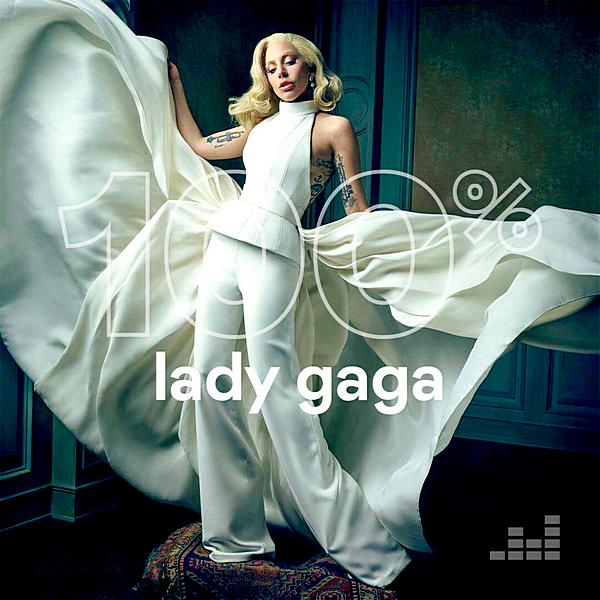Lady Gaga - 100% Lady Gaga (2020) MP3 скачать торрентом