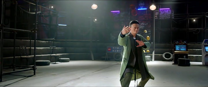 Хранители боевых искусств / Gong Shou Dao (2017) WEBRip | L2