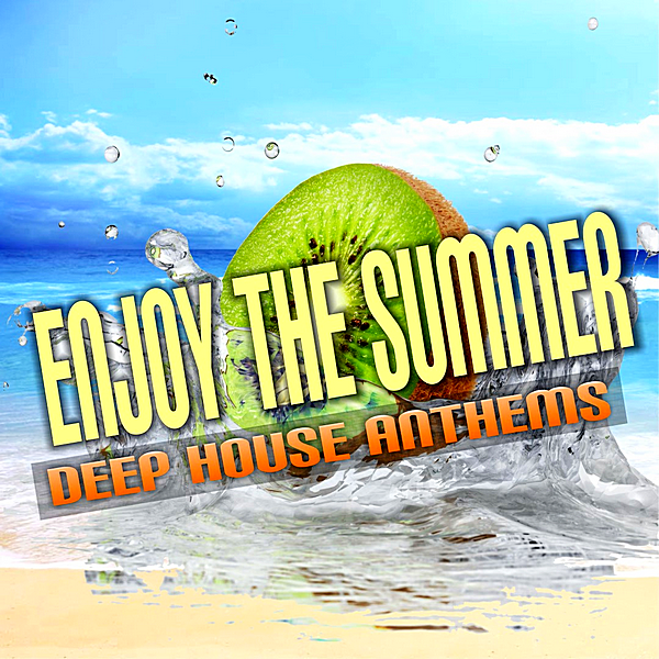 VA - Enjoy The Summer: Deep House Anthems (2019) MP3 скачать торрентом