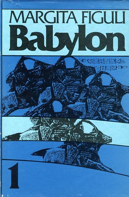 Маргита Фигули - Вавилон (1946) EPUB
