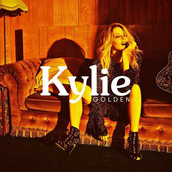 Kylie Minogue - Golden [Deluxe, 24bit Hi-Res] (2018) FLAC