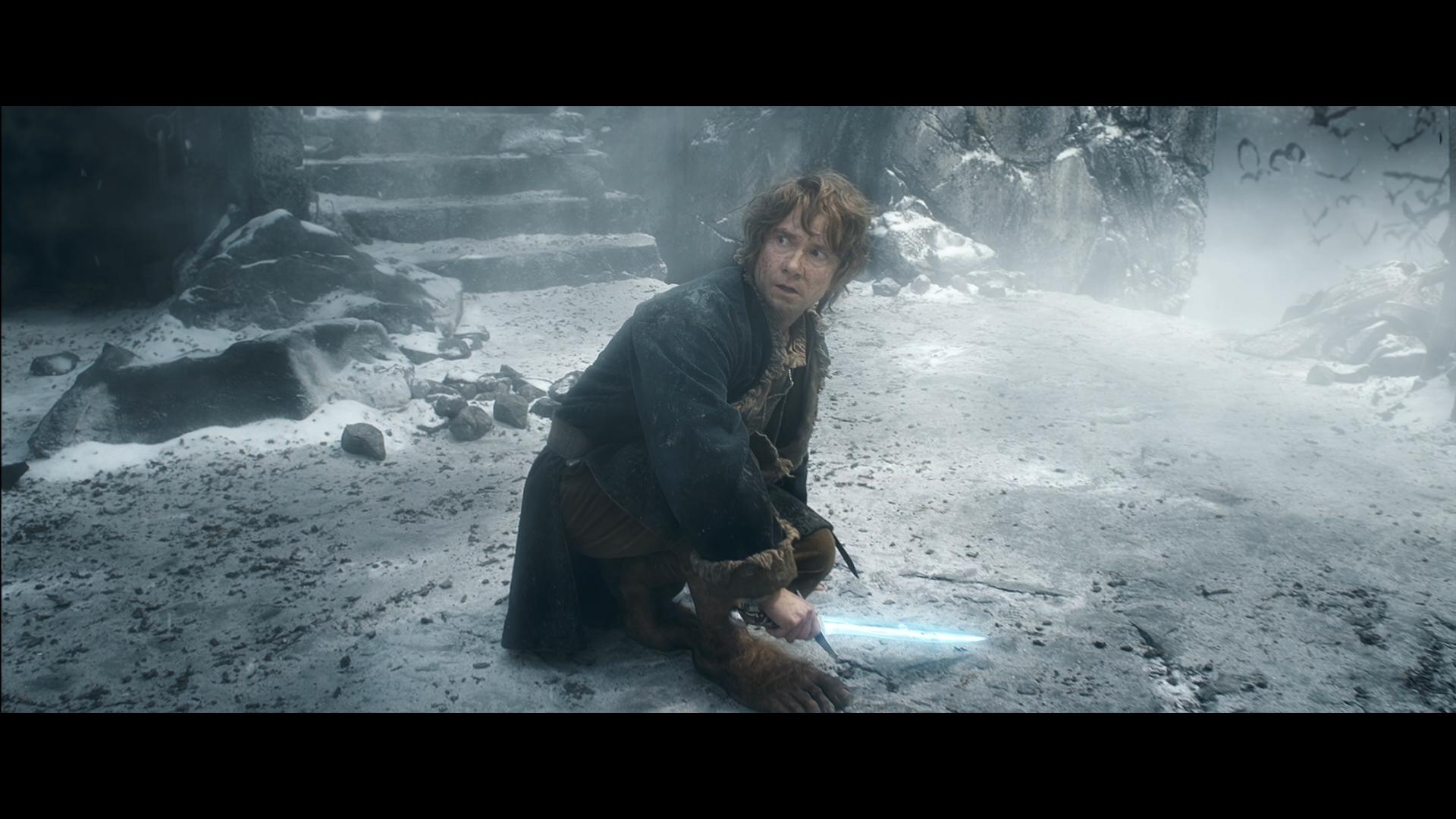 Хоббит: Битва пяти воинств | BDRemux 1080р | 3D-Video | Extended Cut | Лицензия, A