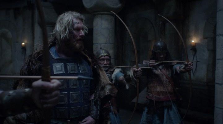 Последнее Королевство / The Last Kingdom [1 Сезон. 1-8 из 8] (2015) HDRip | LostFilm