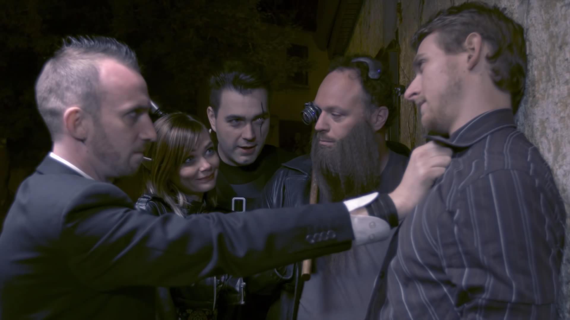 Игроки: Прирожденный игрок / The Gamers: Natural One (1-3 серии из 3) (2014) WEBRip 1080p