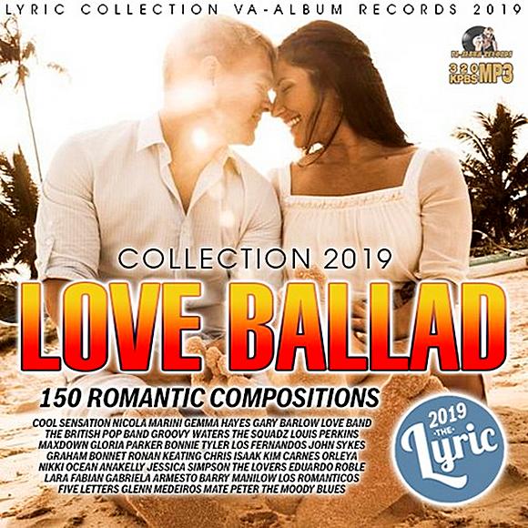 VA - Love Ballad (2019) MP3